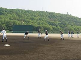 野球場(学外/第2グラウンド)