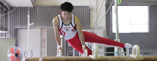 体操競技部