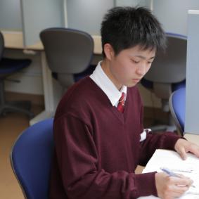 関西高校での生活風景04