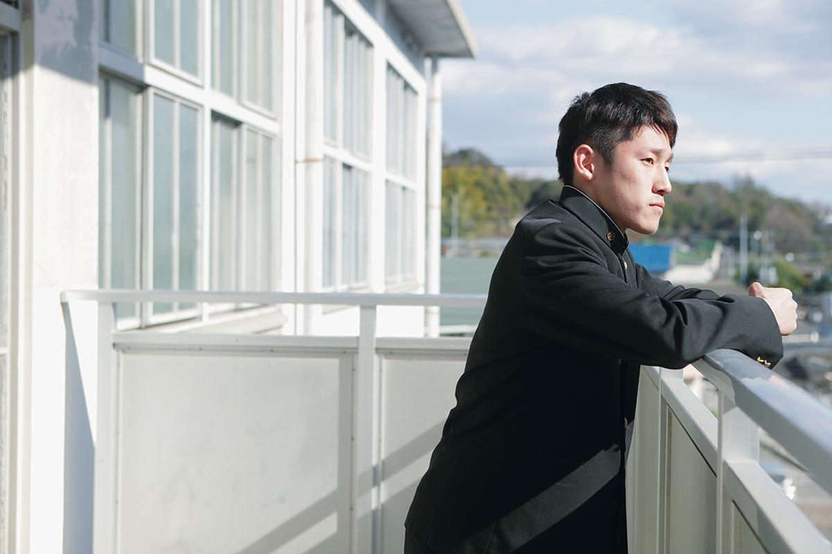 妹尾晨作さん(平成28年度卒業生)