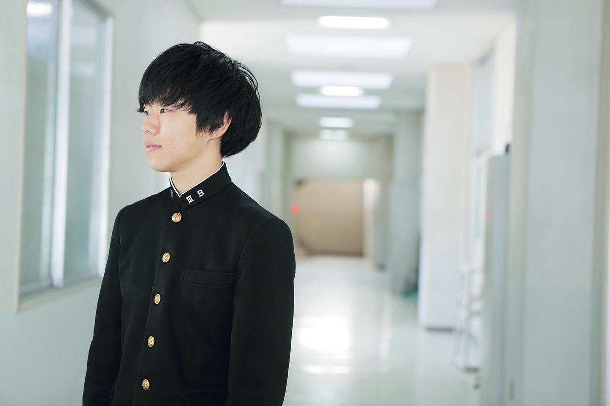 臼井悠人さん(平成28年度卒業生)