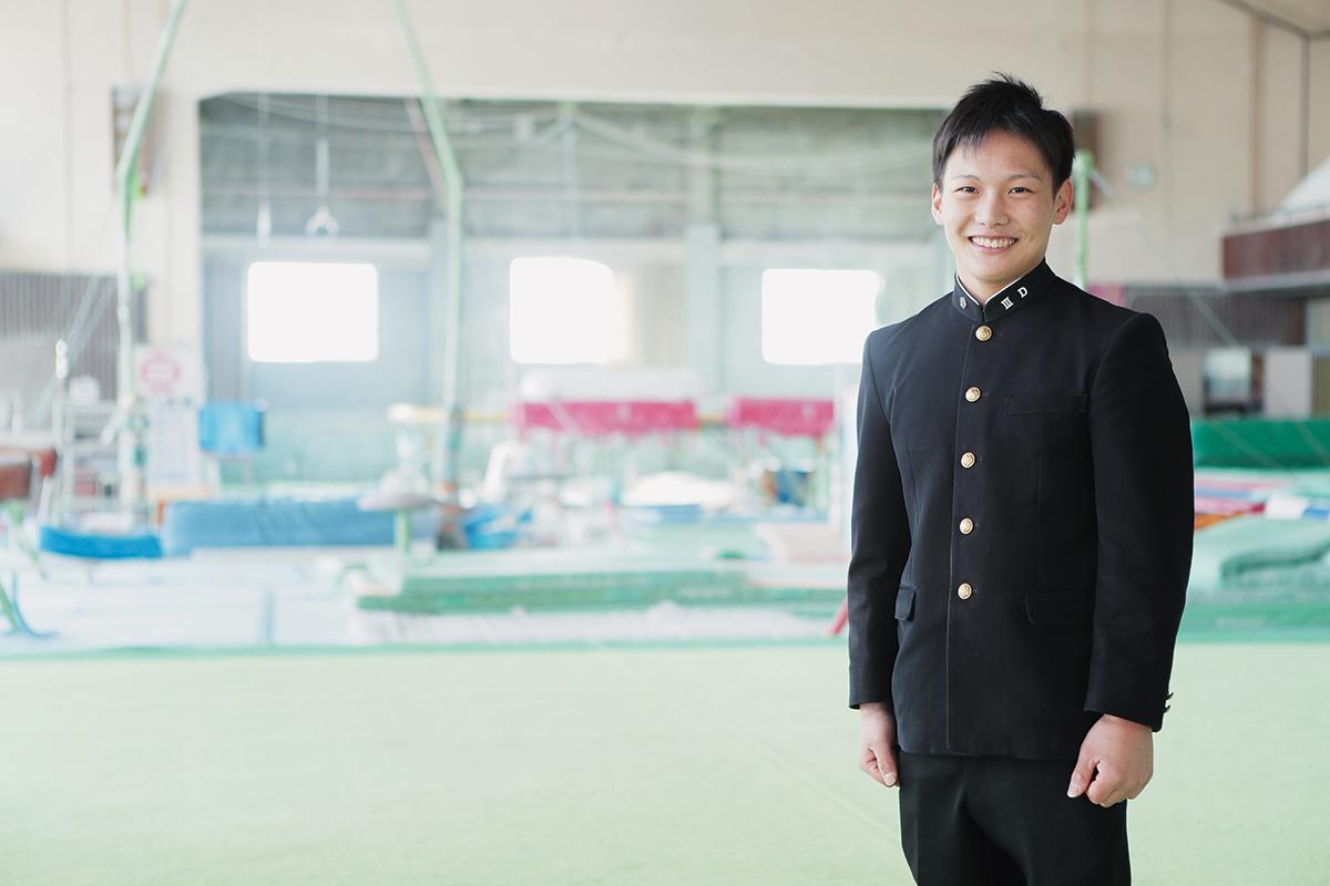 山本威吹さん(平成28年度卒業生)