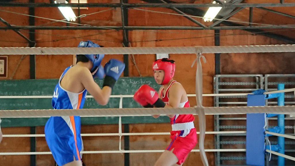 出場階級全制覇:岡山県高等学校ボクシング新人大会