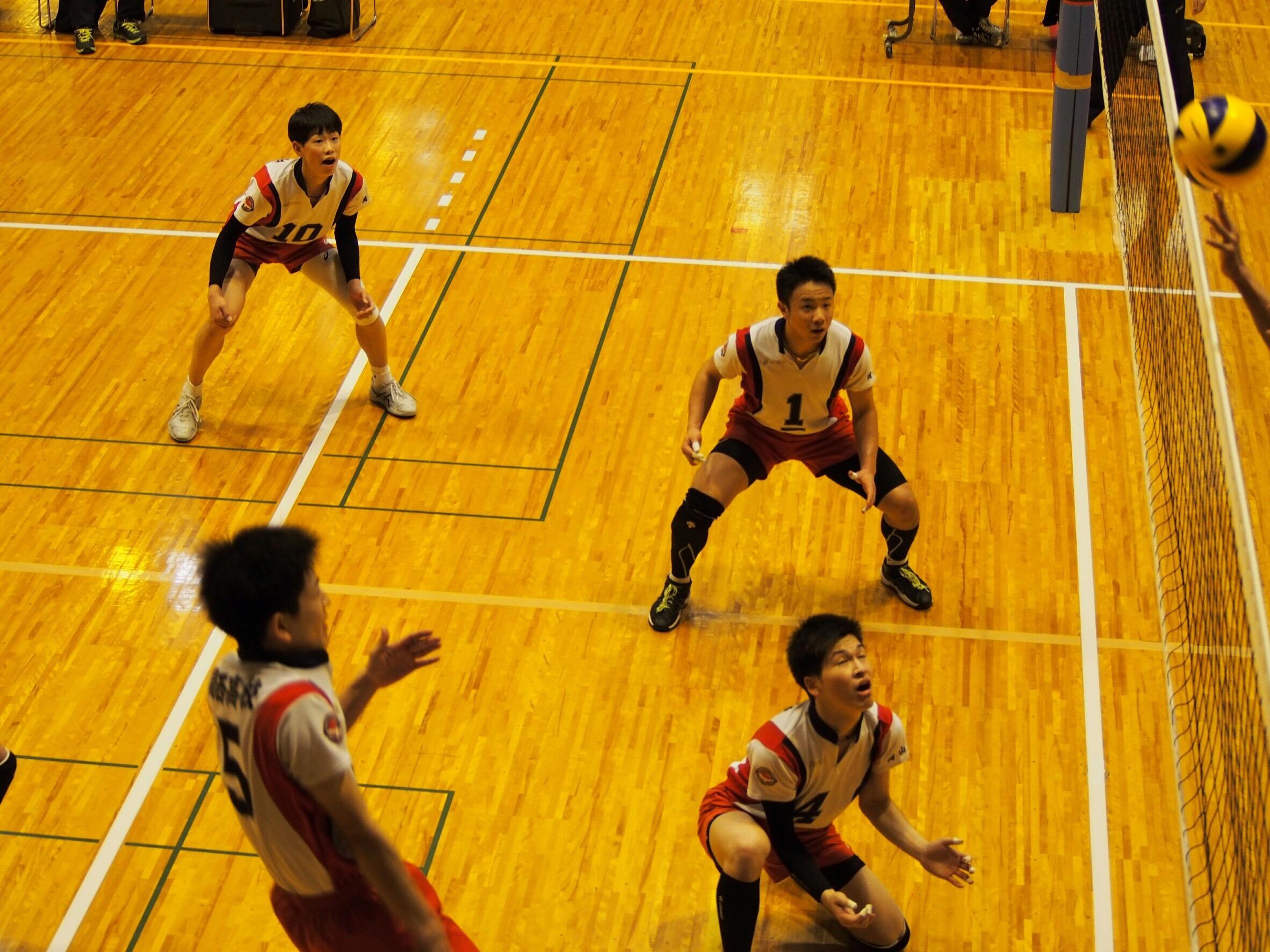 第27回中国高等学校新人バレーボール大会