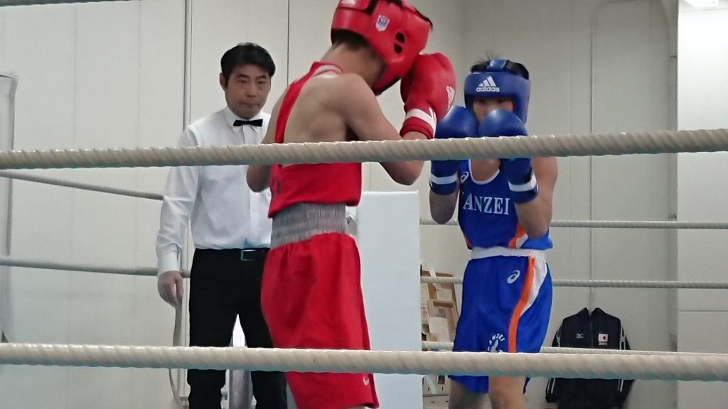出場階級全階級制覇:中国高等学校ボクシング新人大会