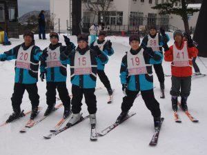 1年生 スキー研修