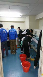 「トイレ掃除に学ぶ会」を開催しました。