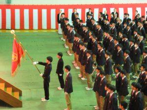 平成31年度入学式を挙行いたしました