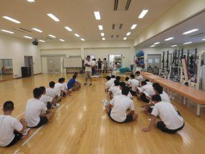 倉敷芸術科学大学に本校の生徒が訪問いたしました。