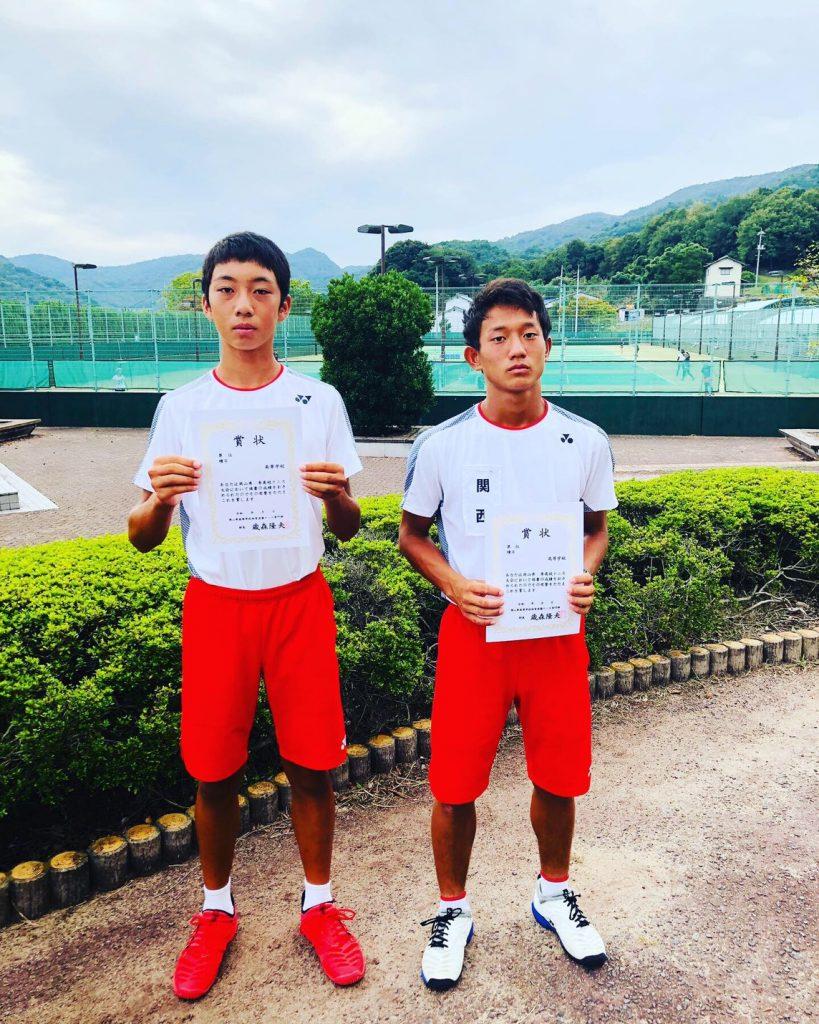 令和元年度 岡山県秋季高校テニス大会