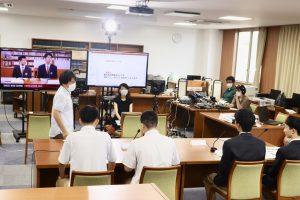 8.1 オンライン・オープンスクールに向けたリハーサル実施 !!