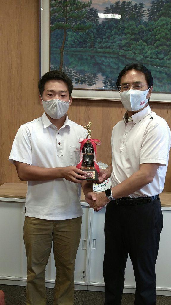 岡山県高等学校総合体育大会代替大会 ゴルフ競技の部 (個人の部)