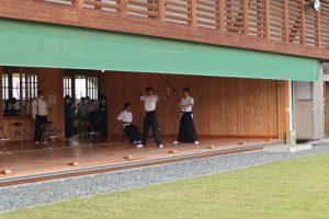 第59回岡山県高等学校弓道新人大会