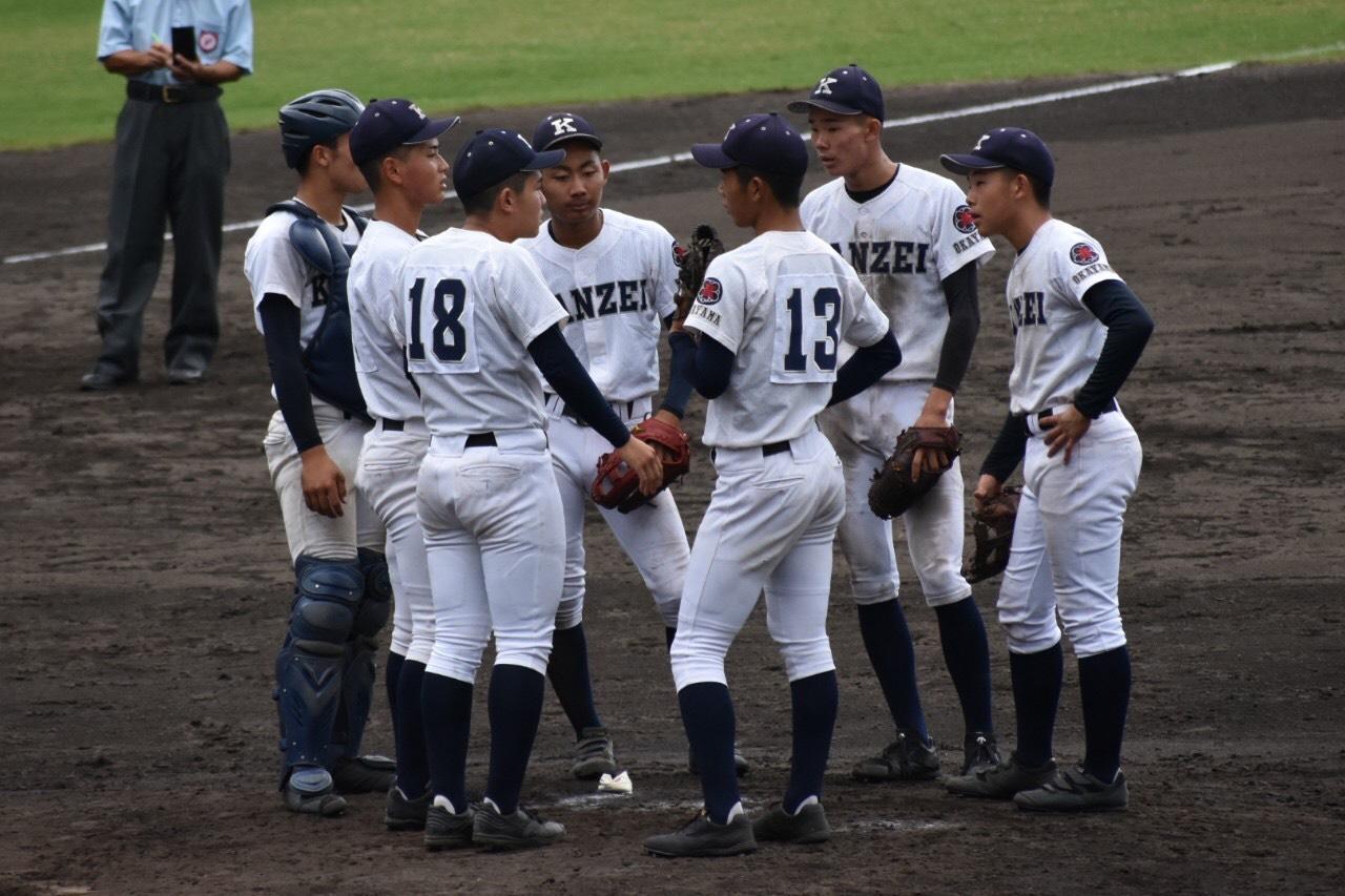 秋季岡山県大会準優勝
