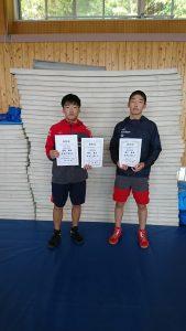 第64回岡山県高校新人レスリング大会