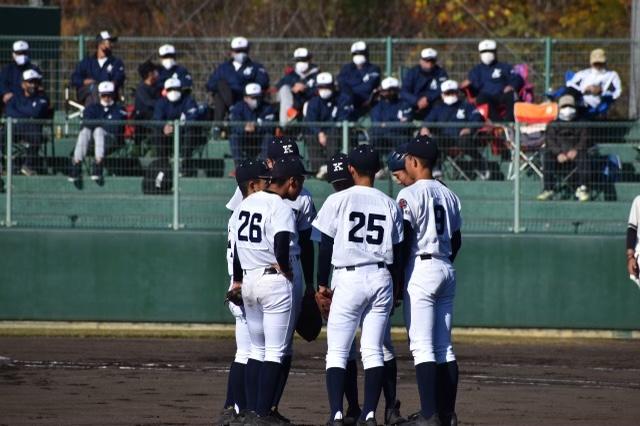 岡山県高校野球1年生大会 結果