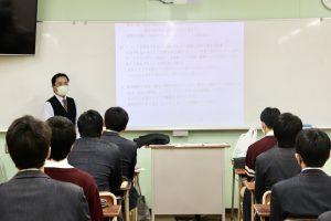 大学入学共通テスト激励会&説明会を開催!