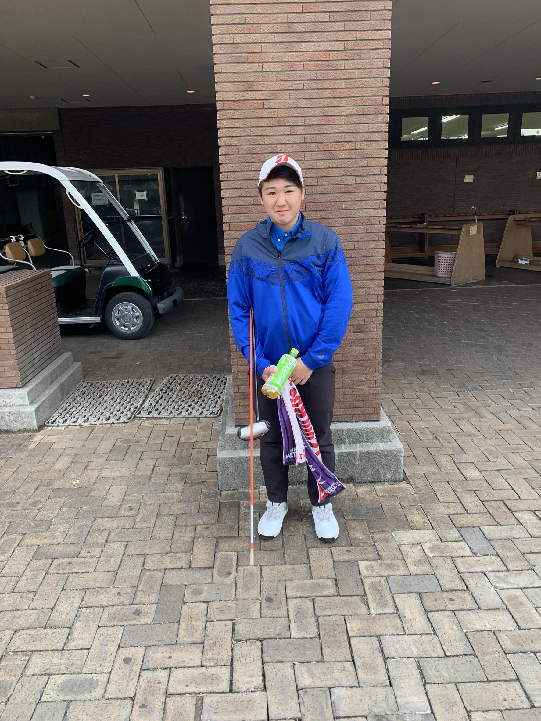 RSK杯2020岡山県オープンゴルフ選手権競技