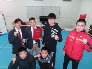 令和2年度卒業生である、岡 聖くんを送る会を行いました。