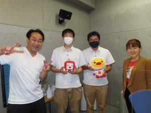 6月18日(金)放送 RSK山陽放送「関西高校 天分発揮ラジオ」ver.2.0