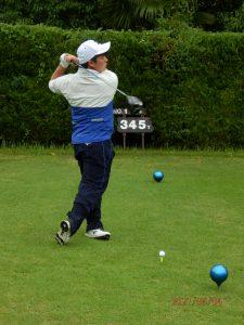 2021年度第50回中国アマチュアゴルフ選手権競技