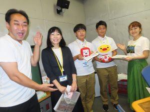 7月16日(金)放送 RSK山陽放送「関西高校 天分発揮ラジオ」ver.2.0