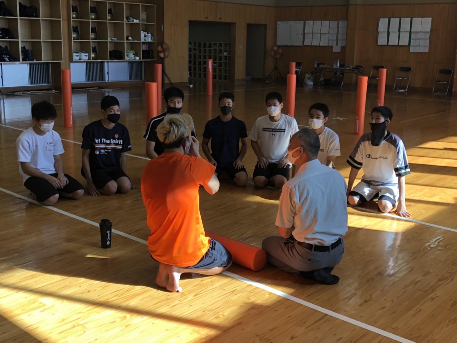 強化トレーニング(メンタル・フィジカル)