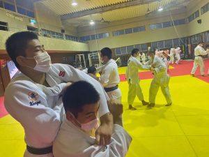 関西高校柔道部は「新型コロナウイルス感染防止対策」を徹底して行っています!